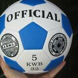 Футбольный мяч, 420 грамм, 5 размер стандарт