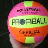Волейбольный мяч Profiball softouch