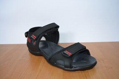 Кожаные сандалии Экко