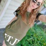 Стильное летнее платье VLTN
