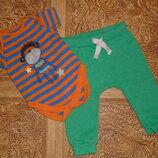 Комплект на малыша/Бодик штаники