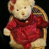 Мишка.мішка.ведмедик.медведь.мягкая игрушка.мягкие игрушки.мягка іграшка.Russ Berrie