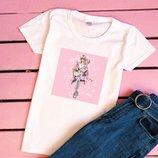 Жіночі футболки   Женские футболки с принтом