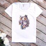 Жіночі футболки   Женские футболки для мам