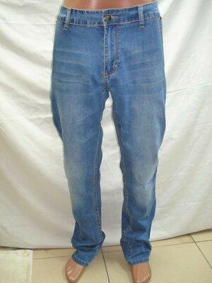 Джинсы мужские Luwan s голубые,тонкие 0175 разм. 29,32,38