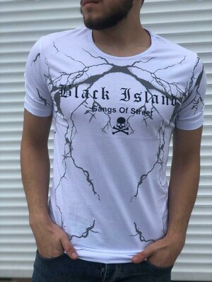 Стильная мужская футболка s-m-l-xl Распродажа