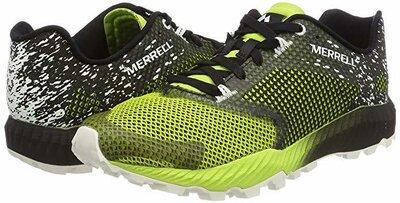 Merrell All Out Crush 2 Trail зелен