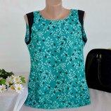 Брендовая блуза без рукавов marks&spencer вьетнам этикетка