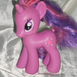 шикарная большая фигурка Единорог Twilight My Little Pony 2010 Hasbro Сша оригинал