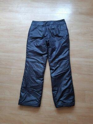 Лыжные мужские штаны Demix тёмно-графитового цвета