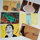 открытки необычные