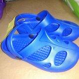 Пляжные босоножки 24-30 р. кроксы, сандалии, крокси, пенка, босоніжки, сандалі, бассейн
