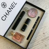 Роскошный подарочный набор Chanel 5 в 1.