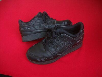 Кроссовки Asics Gel Lyte 3 оригинал натур кожа 39-40 размер