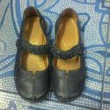 Туфли Hotter Хоттер 36 р-р. 23 см. кожа