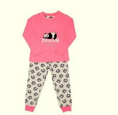 Флисовая пижамка для девочек от Dunnes Stores, на 5-6,7-8,9-10 лет