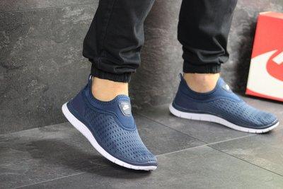 Кроссовки мужские Nike Free Run 3.0 blue