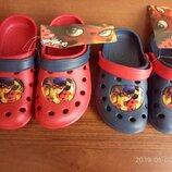 Детские кроксы Ladybug Леди Баг Дисней
