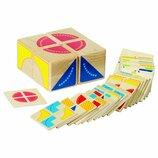 Развивающая игра-головоломка Кубус Goki кубики Гоки