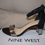 Кожаные сандалии босоножки Nine West Pruce 6.5US 36 размер 23.5 см