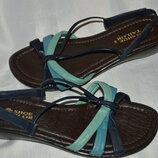Босоножки сандали кожа Shoe Tailor размер 42 8 41, босоніжки шкіра