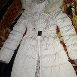 Женская зимняя куртка пуховик