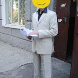 Костюм мужской классический на свадьбу торжество выпускной