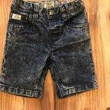 Шорты джинсовые Next, 12-18 месяцев.