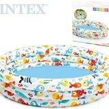 Детский 59431 надувной бассейн intex интекс