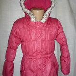 курточка весна-осень на 6-7 лет