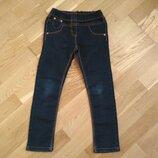 Узкие джинсы 116-122 см, скинни 5-6 лет, скины 122, джинсы скинни 116-122 см