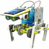 Конструктор на солнечных батареях CIC 21-615 Робот 14 в 1