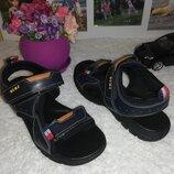 Подростковые кожаные сандалии Benz 36-39 Украина