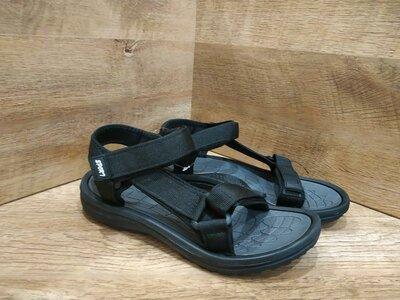 Босоножки сандалии мужские RESTIME mml20222 чёрные, хаки, синие