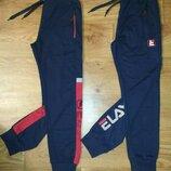 Спортивные трикотажные штаны на мальчика. Р-Ры 134-170. Венгрия, Grace