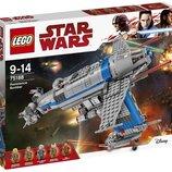 Конструктор LEGO Star Wars Бомбардировщик Сопротивления 75188