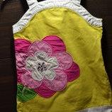 Платье Gymboree для девочки 4-6 лет