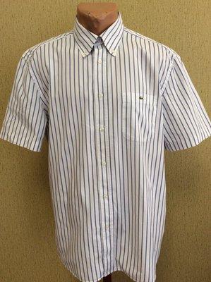 мужская рубашка LACOSTE оригинал размер 42 XL
