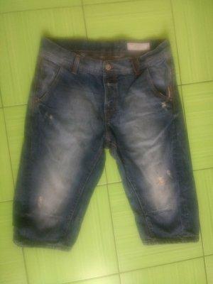 Крутые джинсовые шорты качество в идеале 32 размер, Edc