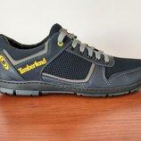Мужские летние туфли темно синие