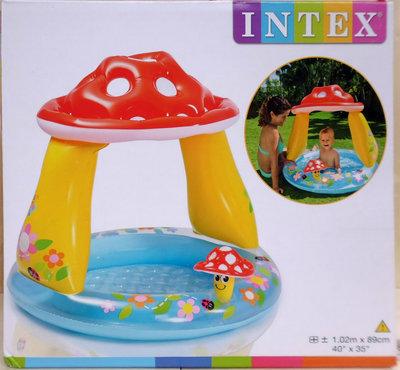 Бассейн надувной intex 57114