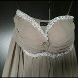 Жемчужное платье Ампир.