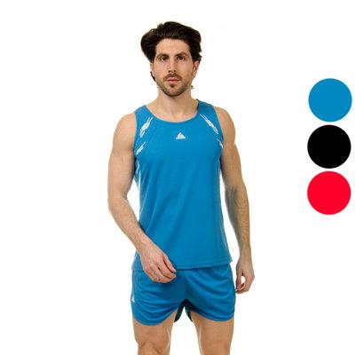 Форма для легкой атлетики мужская 8307 3 цвета, размер M-3XL 160-185см