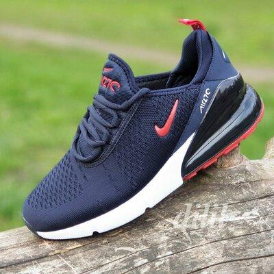 Кроссовки мужские Nike Air Max 270 синие