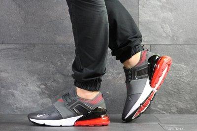 Nike кроссовки мужские демисезонные серые 8026