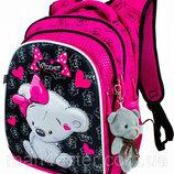 Ранец школьный рюкзак детский для девочек фабричный ортопед Winner Stile 8020