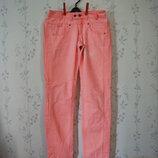 Брюки Пот-38 см W28 L32, джинсы Objekt женские стрейчевые
