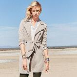 -Новый модный тренч-плащ от Тсм Tchibo германия размер 40 евро 46-48