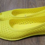 Балетки-Мыльницы аналог crocs
