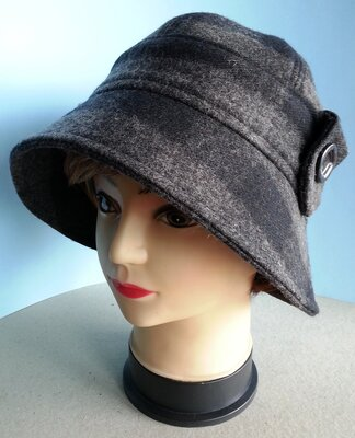 Шляпа женская. Клош. Демисезонная.